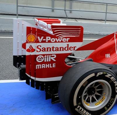 Ferrari F138 RW Winter 1